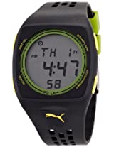Puma Digital Grey Dial Unisex Watch - PU910991003