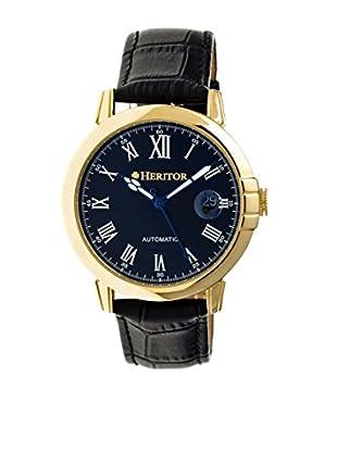 Heritor Automatic Uhr Laudrup Herhr2306 schwarz 43  mm