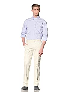 Report Collection Men's Twill Pant (Stone)