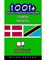 1001+ grundlæggende sætninger dansk - Swahili