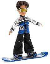 Bratz Boyz Play Sportz Snowboarding - Cade