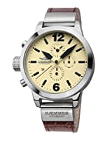Haemmer Chronograph Beige Dial Women's watch-I DHC-12