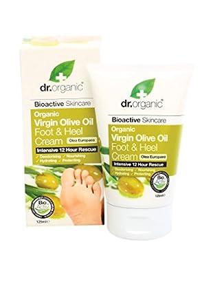 Dr Organic Crema Piedi Virgin Olive Oil 125 ml