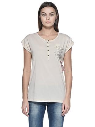 Zu Element Camiseta Greensleeves (Crema)