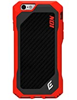 Element Case ION Case for iPhone 6 & 6S - Retail Packaging - Red