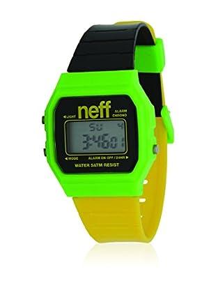 Neff Reloj de cuarzo Flava Limón 35  mm