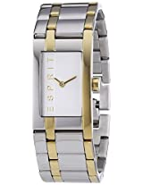 Esprit Analog White Dial Women's Watch - ES000J42084