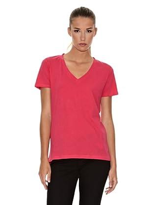 Levi´s T-Shirt V-Ausschnitt (Bright Rose)