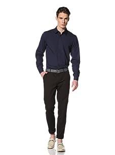 Brent Wilson The Basics Men's Tailored Chino (Black)
