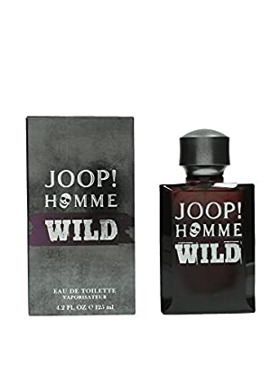 JOOP! Eau de Toilette Herren Homme Wild 125 ml, Preis/100 ml: 30.36 EUR