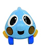 Little Tikes Lil' Ocean Explorers - Push 'n Glow Fish- Blue