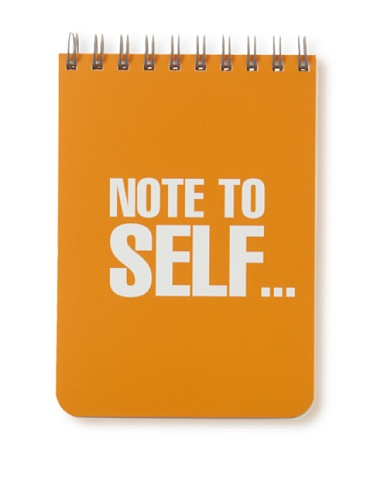 Bobs Your Uncle Set of 4 Note to Self