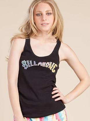 Billabong Camiseta Tirantes (azul marino)