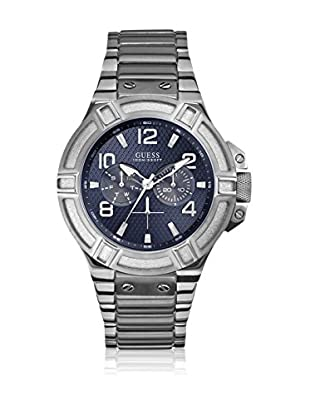 Guess Quarzuhr  blau 45 mm