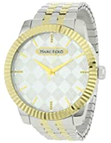 Marc Ecko Analog Silver Dial Men's Watch - E09505G2
