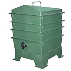 Naturally Organic - Vermi Composter