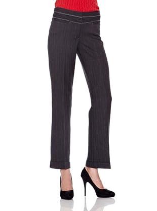 Pepe Jeans London Pantalón Nugen (Gris Oscuro)