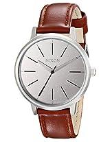 Nixon Women's A108747 Kensington Leather Watch
