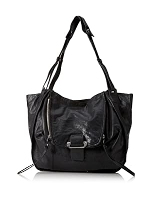 Kooba Zoey Shoulder Bag (Black)