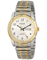 Pulsar Men's PJ6052 Expansion Watch