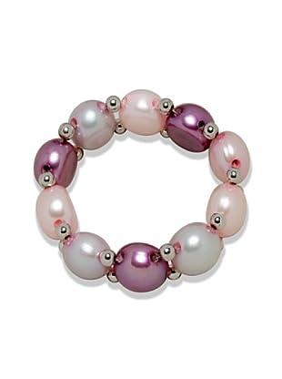 Nova Pearls Copenhagen Anello Perle Acqua Dolce 6 - 6,5 mm