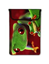 Designer Sleeves Tablet Sleeve (K-FROG)