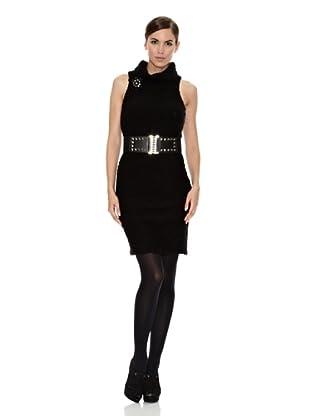 Divina Providencia Vestido Mod (Negro)