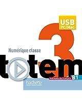 Totem 3 - Manuel Numerique Classe Sur Cle USB