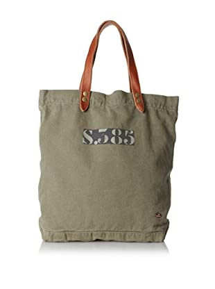 Scotch & Soda Men's Cotton Canvas Bag (Military)
