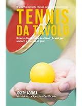 Brucia Velocemente I Grassi Per Alte Prestazioni Nel Tennis Da Tavolo: Ricette Di Piatti Che Bruciano I Grassi Per Aiutarti a Vincere Di Piu!