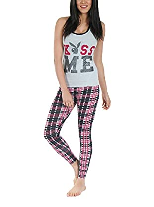 Play Boy Nightwear Pijama Kiss Me Sport