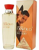 Diavolo So Sexy Eau De Toilette Spray 100ml/3.4oz