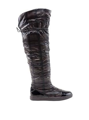 Liberitae Botas Caña (Negro)