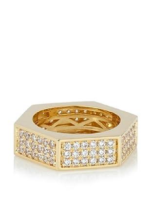 Walter Baker Jewelry Hexagon Ring