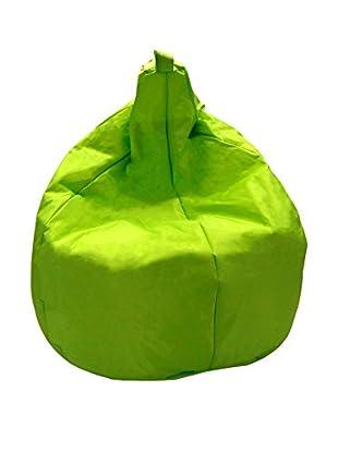 13 Casa Sitzsack 53066 grün 120 x 80 x 80 cm