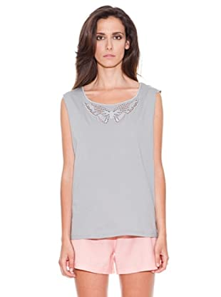 Women secret Camiseta Mc Lilly (Gris)