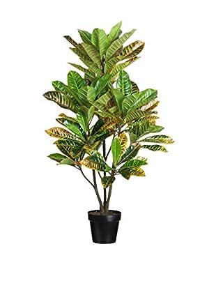 Romantic Style Planta Artificial Croton 77725