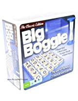 Big Boggle Game with 5 x 5 Grid