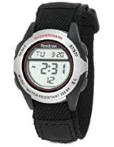 Armitron Men's Black Resin Digital Watch - 456977SIL