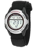 Armitron Men's Black Resin Digital Watch - 456977SIL