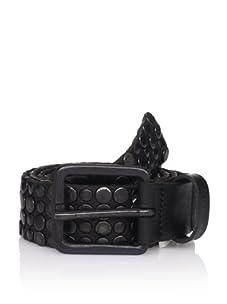 Diesel Men's Iriki Service Belt (Black)
