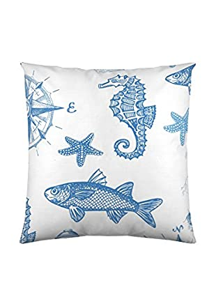 EUROMODA HOME LIVING Fodera Cuscino Starfish