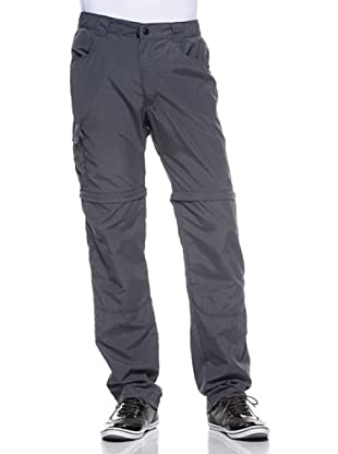 Black Wolf Zip Off Pantaloncino (Antracite)