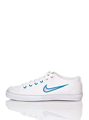 Nike Zapatillas Casual Capri Lace (Gs) (Blanco)