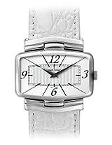 Claude Bernard Analogue White Dial Women's Watch - 21206 3 AIN