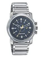 Fastrack NE3039SM02 Men's Watch-Silver