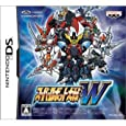 スーパーロボット大戦W(特典無し) バンプレスト (Video Game2007) (Nintendo DS)