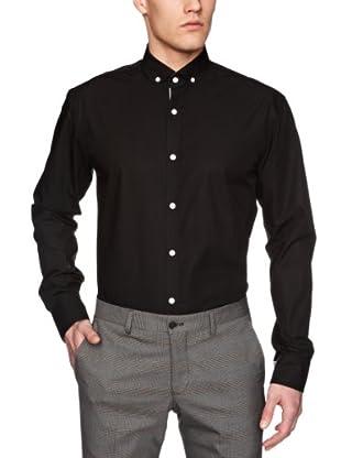 Selected Camisa Rafael (Negro)