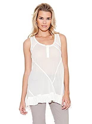 Guess Blusa Anthea (Blanco)