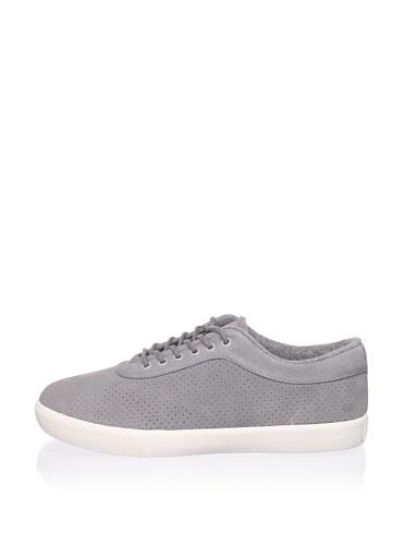 Generic Surplus Men's FG Leather Plimsoul Perf Shoe (Grey)